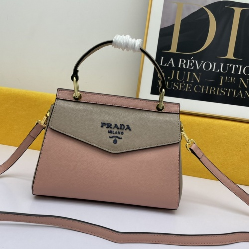 Prada AAA Quality Messeger Bags For Women #873606