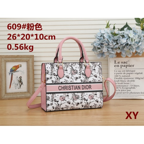 Christian Dior Handbags For Women #873661 $25.00 USD, Wholesale Replica Christian Dior Handbags