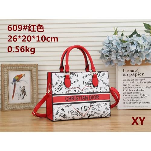 Christian Dior Handbags For Women #873663 $25.00 USD, Wholesale Replica Christian Dior Handbags
