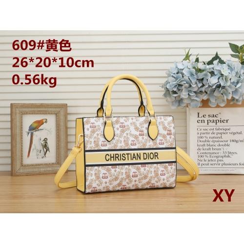 Christian Dior Handbags For Women #873664 $25.00 USD, Wholesale Replica Christian Dior Handbags