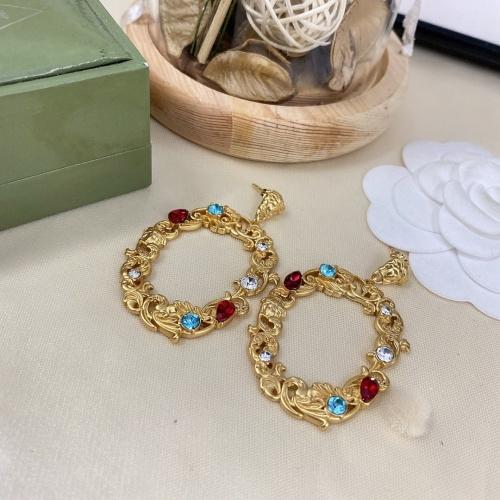 Versace Earrings #873746