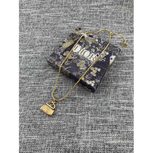 Christian Dior Necklace #873816 $39.00 USD, Wholesale Replica Christian Dior Necklace