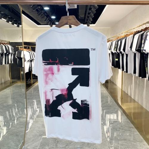 Off-White T-Shirts Short Sleeved For Men #873823