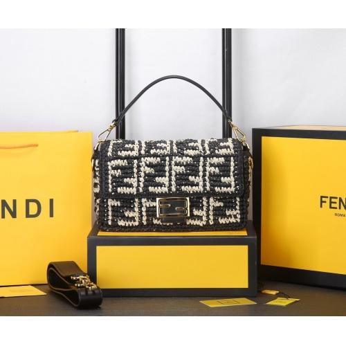 Fendi AAA Messenger Bags For Women #873928