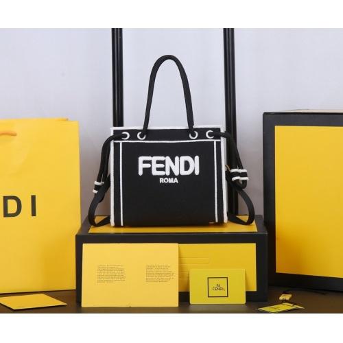 Fendi AAA Messenger Bags For Women #873939