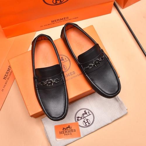 Hermes Leather Shoes For Men #873985
