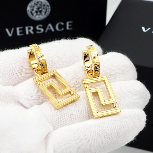 Versace Earrings #874063