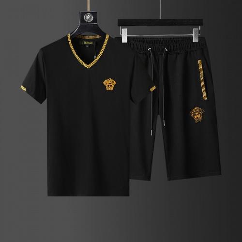 Versace Tracksuits Short Sleeved For Men #874091