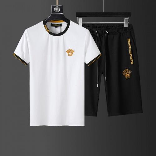 Versace Tracksuits Short Sleeved For Men #874092