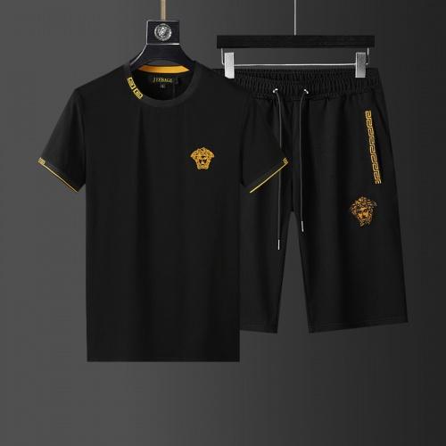 Versace Tracksuits Short Sleeved For Men #874093