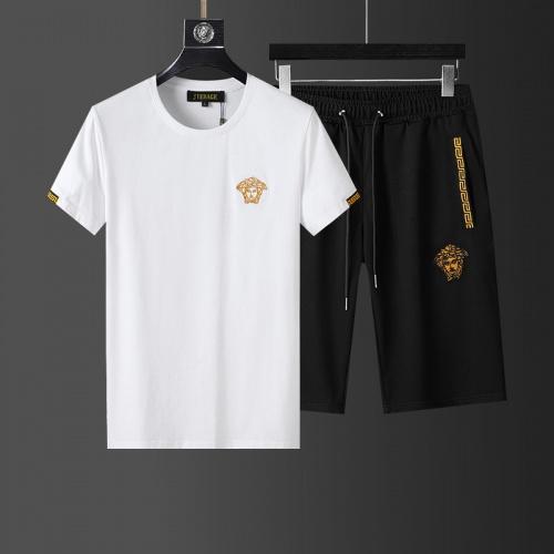 Versace Tracksuits Short Sleeved For Men #874094