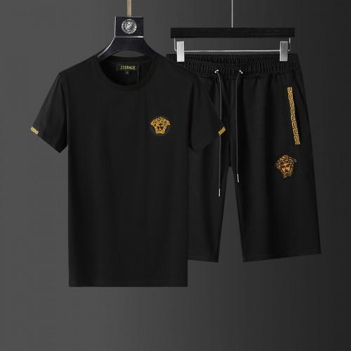 Versace Tracksuits Short Sleeved For Men #874095