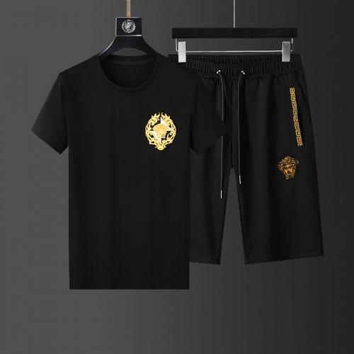 Versace Tracksuits Short Sleeved For Men #874097