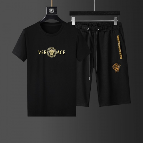 Versace Tracksuits Short Sleeved For Men #874101