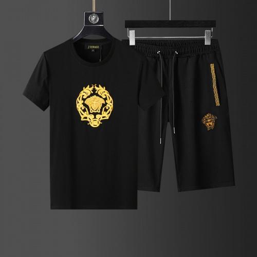 Versace Tracksuits Short Sleeved For Men #874103