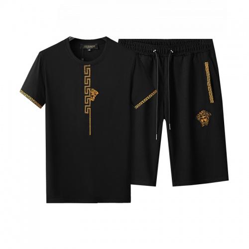 Versace Tracksuits Short Sleeved For Men #874104