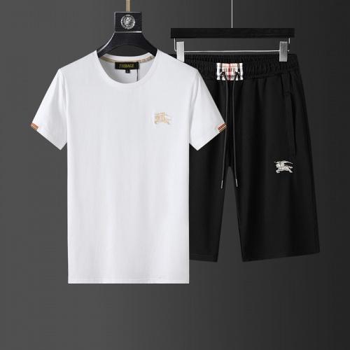 Burberry Tracksuits Short Sleeved For Men #874128