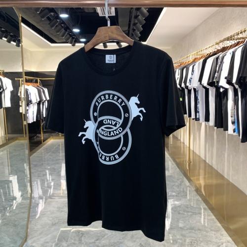 Burberry T-Shirts Short Sleeved For Men #874242