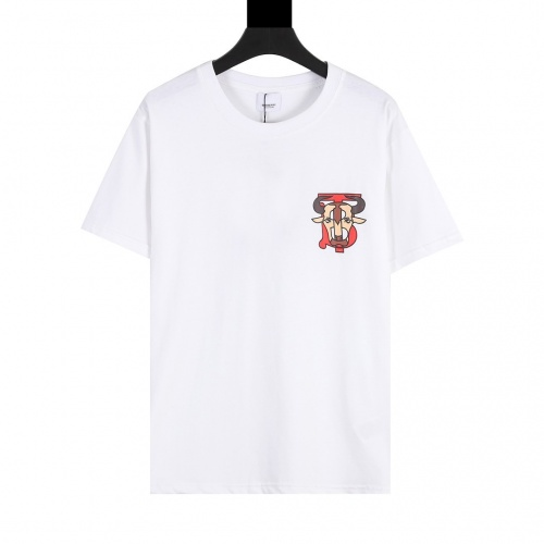 Burberry T-Shirts Short Sleeved For Men #874270