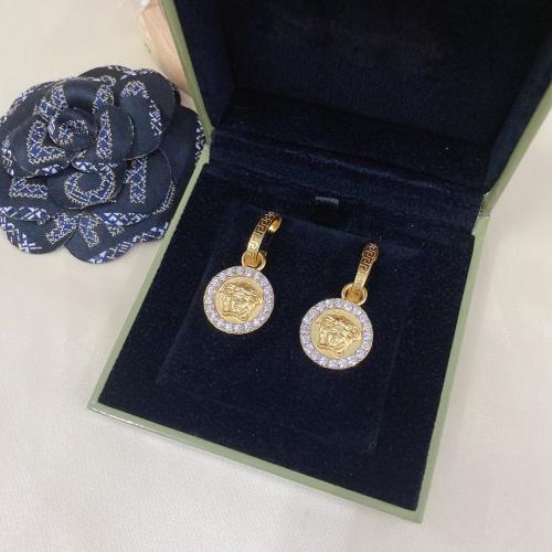 Versace Earrings #874320