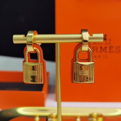 Hermes Earrings #874329