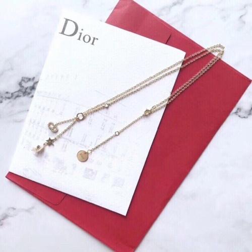 Christian Dior Necklace #874401 $29.00 USD, Wholesale Replica Christian Dior Necklace