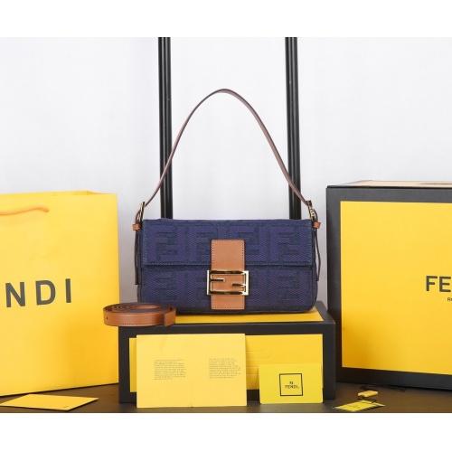 Fendi AAA Messenger Bags For Women #874472