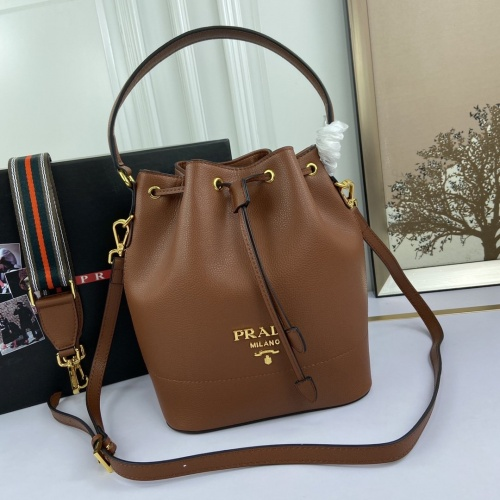 Prada AAA Quality Messeger Bags For Women #874501