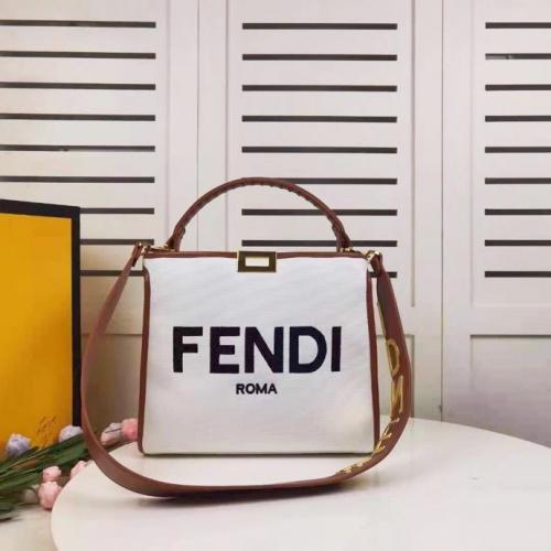 Fendi AAA Quality Shoulder Bags For Women #874551