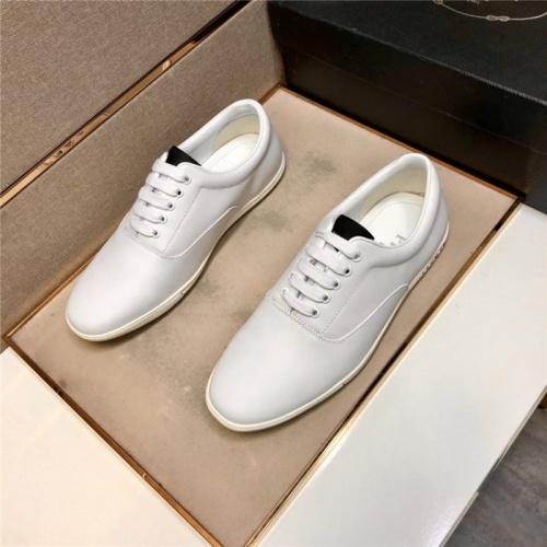 Prada Casual Shoes For Men #874677