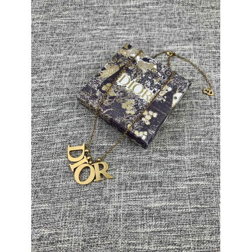 Christian Dior Necklace #874757 $41.00 USD, Wholesale Replica Christian Dior Necklace