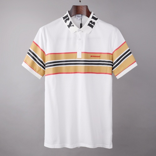 Burberry T-Shirts Short Sleeved For Men #874925