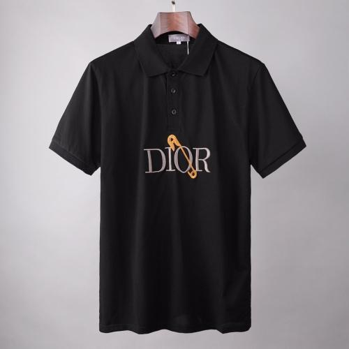 Christian Dior T-Shirts Short Sleeved For Men #874928