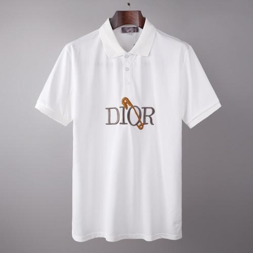 Christian Dior T-Shirts Short Sleeved For Men #874929