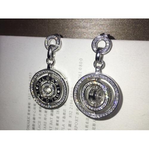 Bvlgari Earrings #875098 $39.00 USD, Wholesale Replica Bvlgari Earrings