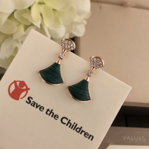 Bvlgari Earrings #875100 $39.00 USD, Wholesale Replica Bvlgari Earrings
