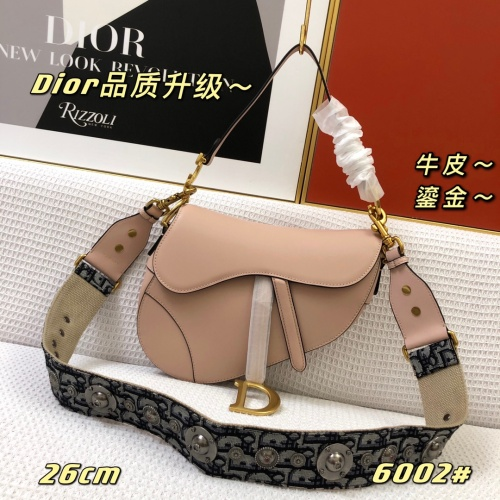 Christian Dior AAA Quality Messenger Bags For Women #875135