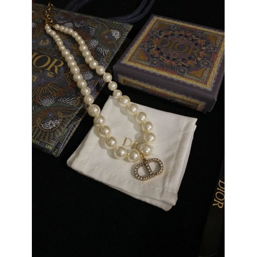 Christian Dior Necklace #875138 $34.00 USD, Wholesale Replica Christian Dior Necklace