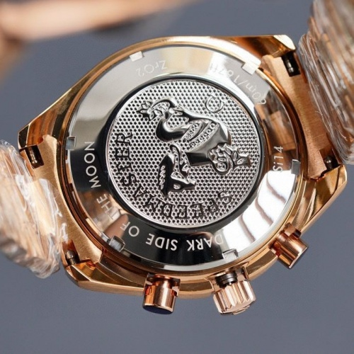 Replica OMEGA AAA Quality Watches For Men #875156 $172.00 USD for Wholesale