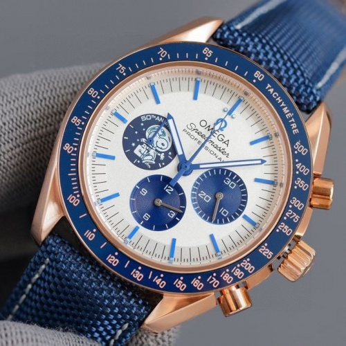 Replica OMEGA AAA Quality Watches For Men #875159 $170.00 USD for Wholesale