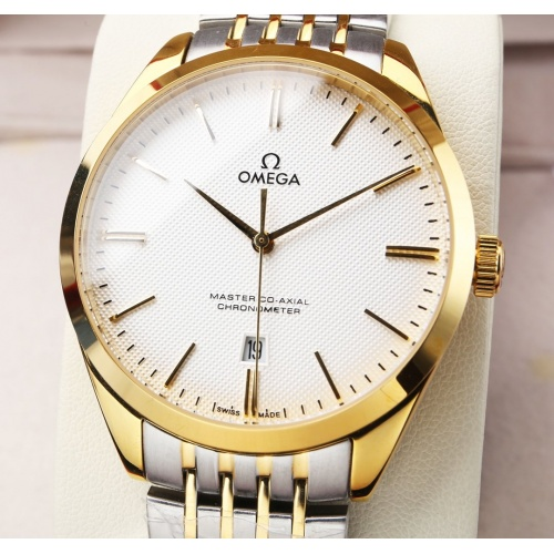 OMEGA AAA Quality Watches For Men #875168 $190.00 USD, Wholesale Replica OMEGA New Quality Watches