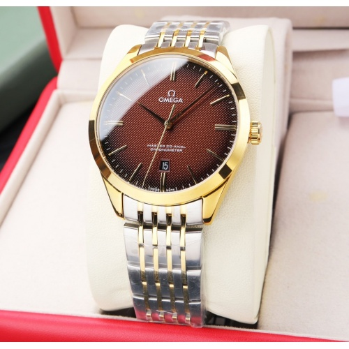 Replica OMEGA AAA Quality Watches For Men #875169 $190.00 USD for Wholesale