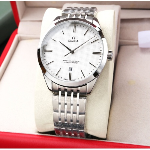 Replica OMEGA AAA Quality Watches For Men #875172 $182.00 USD for Wholesale