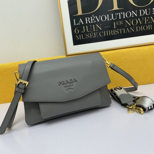 Prada AAA Quality Messeger Bags For Women #875229