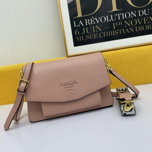 Prada AAA Quality Messeger Bags For Women #875231