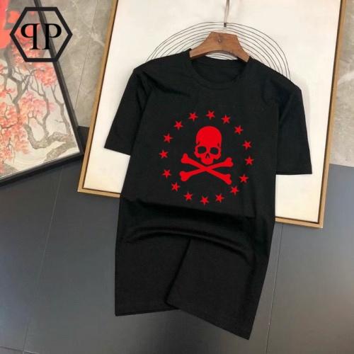 Philipp Plein PP T-Shirts Short Sleeved For Men #875264 $26.00 USD, Wholesale Replica Philipp Plein PP T-Shirts