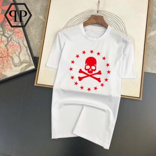 Philipp Plein PP T-Shirts Short Sleeved For Men #875265 $26.00 USD, Wholesale Replica Philipp Plein PP T-Shirts