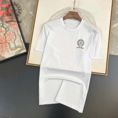 Chrome Hearts T-Shrits Short Sleeved For Men #875275