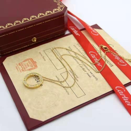 Cartier Necklaces #875287