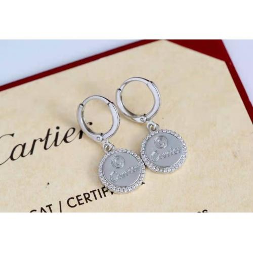 Cartier Earring #875289